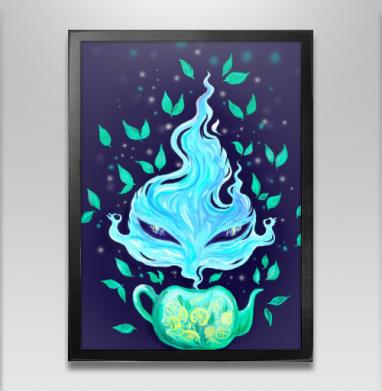Мятный чай - Постеры, Фрукты