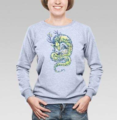 Лесной - Купить женские свитшоты с природой в Москве, цена женских свитшотов с природой  с прикольными принтами - магазин дизайнерской одежды MaryJane