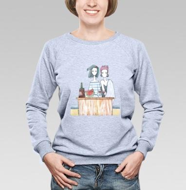 Подруги три - Купить детские свитшоты с животными в Москве, цена детских свитшотов с животными  с прикольными принтами - магазин дизайнерской одежды MaryJane