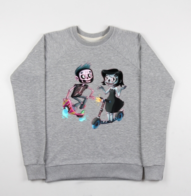 АНДЕД ХИПСТЕРЫ - Купить детские свитшоты спортивные в Москве, цена детских свитшотов спортивных  с прикольными принтами - магазин дизайнерской одежды MaryJane