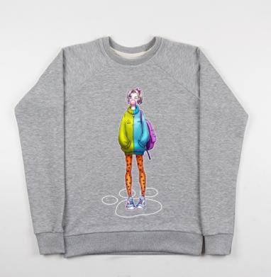 Девяносто второй - Купить детские свитшоты ретро в Москве, цена детских свитшотов ретро  с прикольными принтами - магазин дизайнерской одежды MaryJane