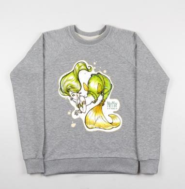 МерМей - пятая - Купить детские свитшоты морские  в Москве, цена детских свитшотов морских   с прикольными принтами - магазин дизайнерской одежды MaryJane