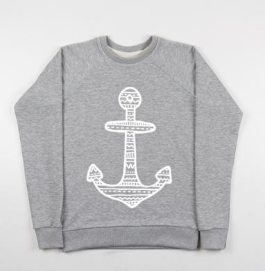 Ахой - Купить детские свитшоты морские  в Москве, цена детских свитшотов морских   с прикольными принтами - магазин дизайнерской одежды MaryJane