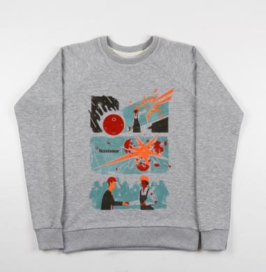 Челябинск - Купить детские свитшоты с городами в Москве, цена детских свитшотов с городами  с прикольными принтами - магазин дизайнерской одежды MaryJane