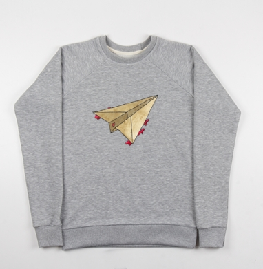Fly2 - Купить детские свитшоты военные в Москве, цена детских свитшотов военных с прикольными принтами - магазин дизайнерской одежды MaryJane
