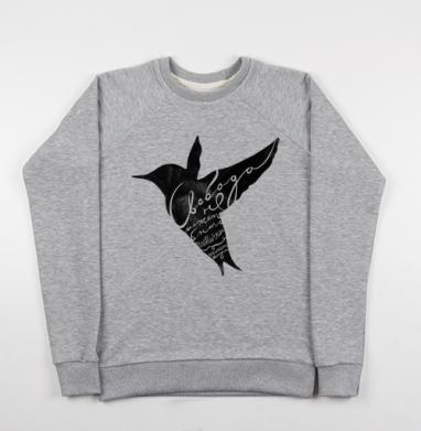 Freedom bird - Купить детские свитшоты свобода в Москве, цена детских свитшотов свобода  с прикольными принтами - магазин дизайнерской одежды MaryJane