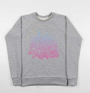 ГОРОДОК - Купить детские свитшоты музыка в Москве, цена детских свитшотов музыкальных  с прикольными принтами - магазин дизайнерской одежды MaryJane