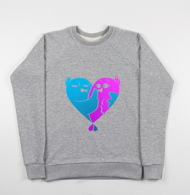 Молчи - Купить детские свитшоты с символами в Москве, цена детских свитшотов с символом с прикольными принтами - магазин дизайнерской одежды MaryJane