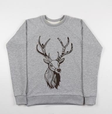 OhDeer - Купить детские свитшоты модные в Москве, цена детских свитшотов модных  с прикольными принтами - магазин дизайнерской одежды MaryJane
