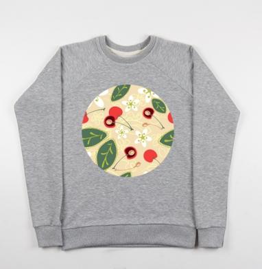 Вишневый сад - Купить детские свитшоты с роами в Москве, цена детских свитшотов с розой с прикольными принтами - магазин дизайнерской одежды MaryJane