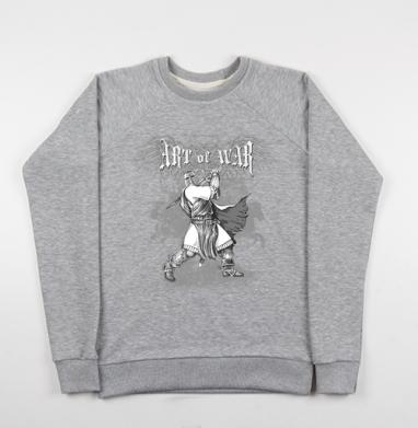 Art of War - Купить детские свитшоты с людьми в Москве, цена детских свитшотов с людьми  с прикольными принтами - магазин дизайнерской одежды MaryJane