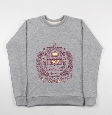 Митино - Купить детские свитшоты с надписями в Москве, цена детских свитшотов с надписями  с прикольными принтами - магазин дизайнерской одежды MaryJane