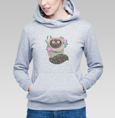 Кот Элвис - Купить детские толстовки милые в Москве, цена детских толстовок милых  с прикольными принтами - магазин дизайнерской одежды MaryJane