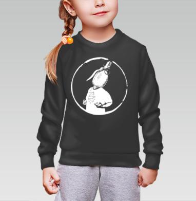 ЦДА, Cвитшот детский без капюшона (полная запечатка)