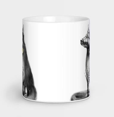 Пёс талисман - Кружки с логотипом