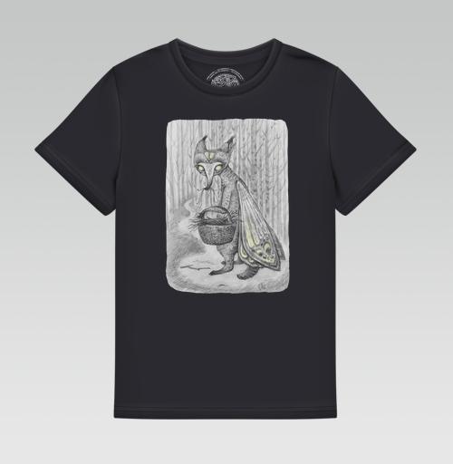 Футболка —  Лиса демон от KataMk | maryjane.ru - дизайнерские футболки