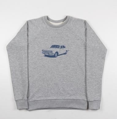 Volga GAZ-24 - Купить мужские свитшоты Россия в Москве, цена мужских свитшотов Россия  с прикольными принтами - магазин дизайнерской одежды MaryJane