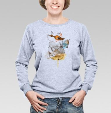 Фей - Купить женские свитшоты с природой в Москве, цена женских свитшотов с природой  с прикольными принтами - магазин дизайнерской одежды MaryJane