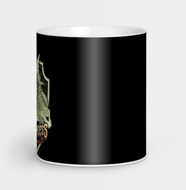 Мертвая царевна - Кружки с логотипом
