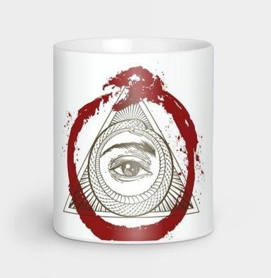 Уроборос Годфри - Кружки с логотипом