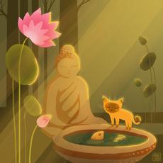 Сиамский котик Гав - шахматы - Коллекции
