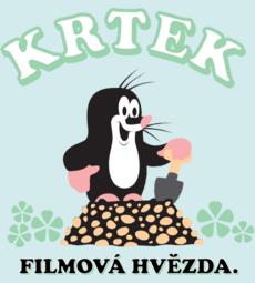 Купить мою футболку Krtek