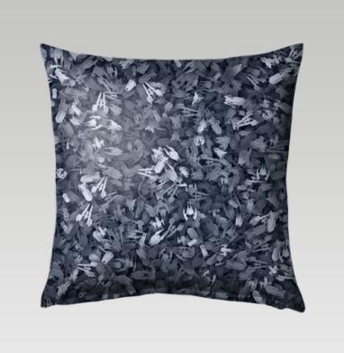 Космический камуфляж - Подушки с принтом