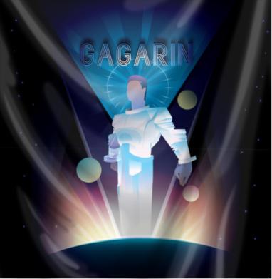 Первый полет в космос космонавта Юрия Гагарина - Новинки