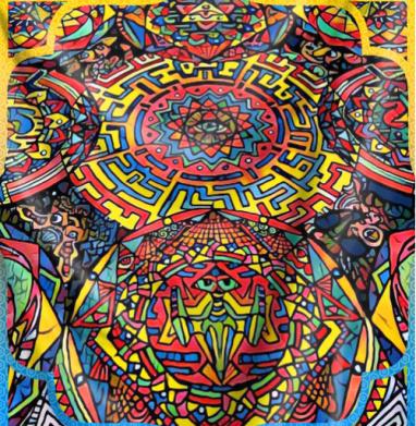 Психоделические мультики - aбстрактные, Популярные