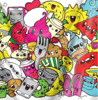 Дудлы - мороженое, Популярные
