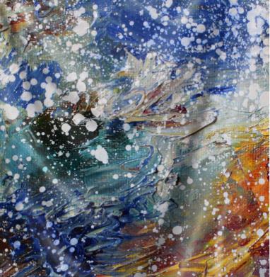 Океан вселенной - живопись, Популярные