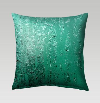 Бирюзовые кристаллы, Подушка