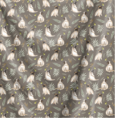 Мопсы - бабочки, Популярные