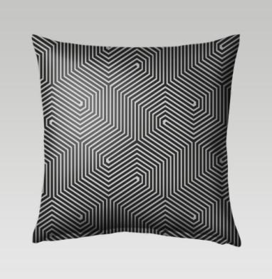 Иллюзия пространства, Подушка