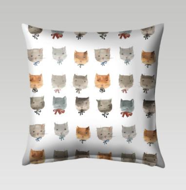Котитки девять - Подушки с принтом