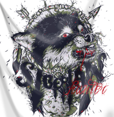 Сибирский охотник - волк, Популярные