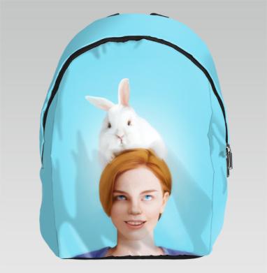 Алиса, следуй за белым кроликом - Рюкзак