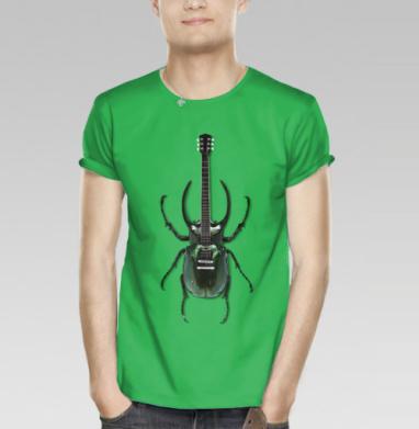 dbf96b8ae36cd Музыка насекомых - Купить мужскую футболку с 3D принтом, 3д футболки с  рисунком недорого в