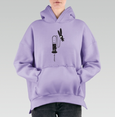 High Enough?, Hoodie Mjhigh Lavanda